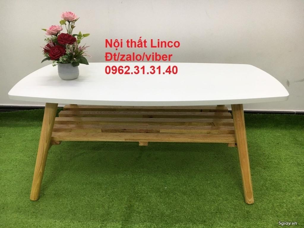 Một số bàn trà sofa phòng khách nội thất Linco quy nhơn bình định - 12