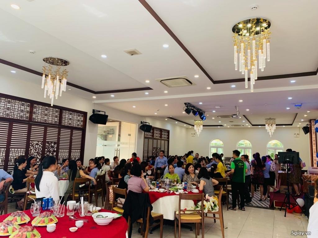HCM-Q7 tuyển Quản Lý nhà hàng ẩm thực sân vườn Mái Lá - 1