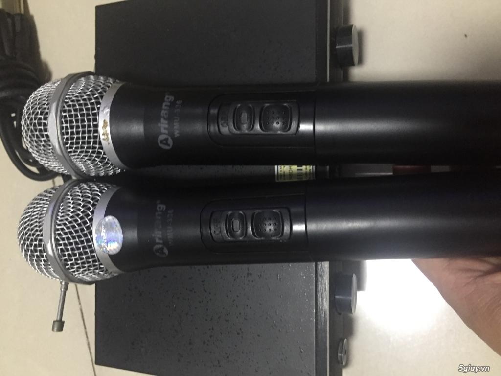 Cần bán dàn karaoke Arirang - 2