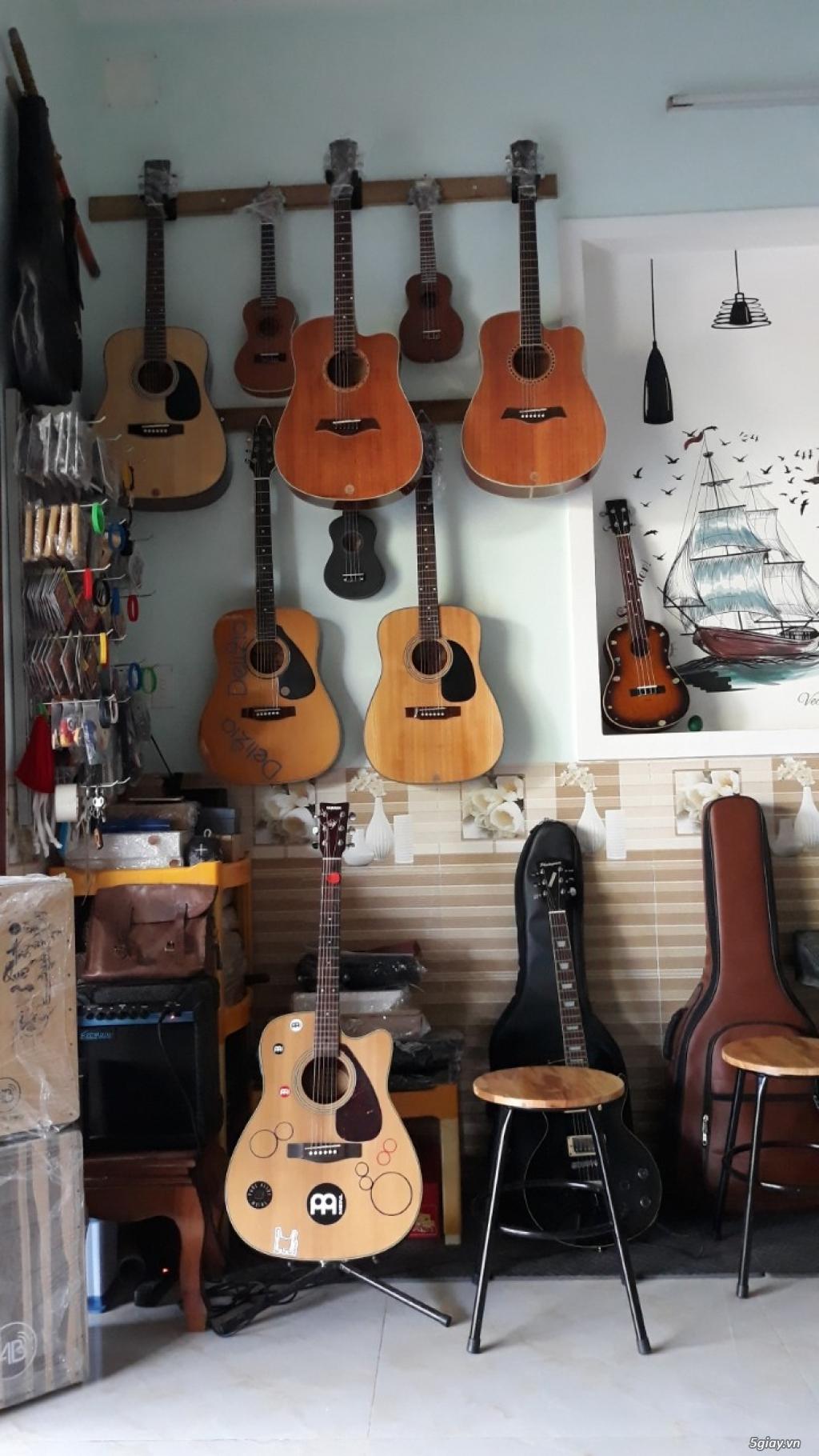 Dạy organ, guitar, trống tại điện bàn quảng nam - 1