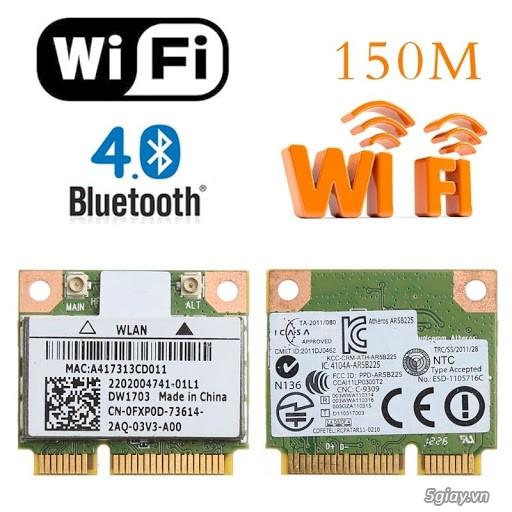 +BT4.0 laptop Dell, Asus, ACrer, Vo I3, I5, I7 nghe nhac lossess+ lapt - 1