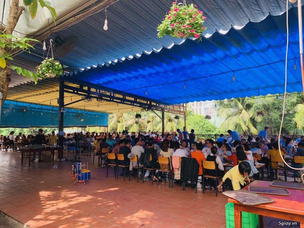 HCM-Q7 tuyển Quản Lý nhà hàng ẩm thực sân vườn Mái Lá