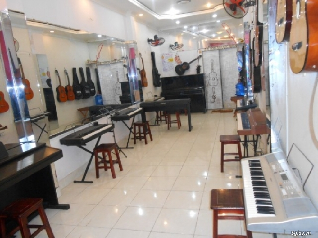 Dạy organ, guitar, trống tại điện bàn quảng nam