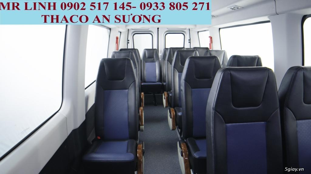 Xe khách Iveco Daily 16 chổ và 19 chổ bầu hơi - 3