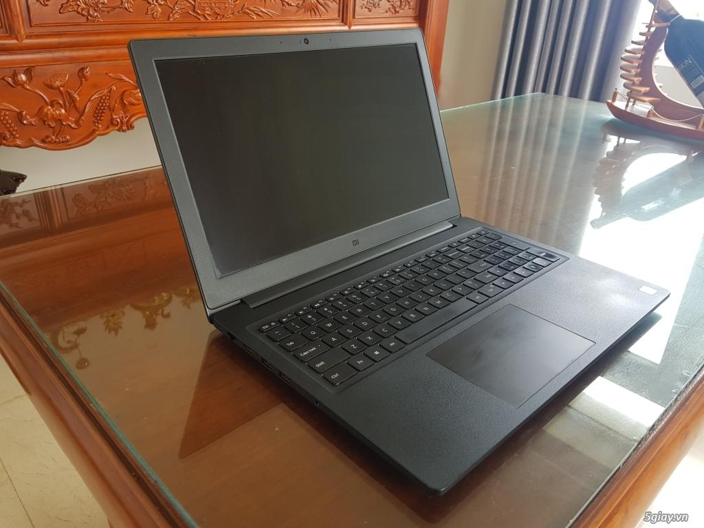 Laptop Vỏ Nhôm XiaomiMi, Core i5 8th, Ram 8GB, Màn IPS Full HD Mới 99% - 7