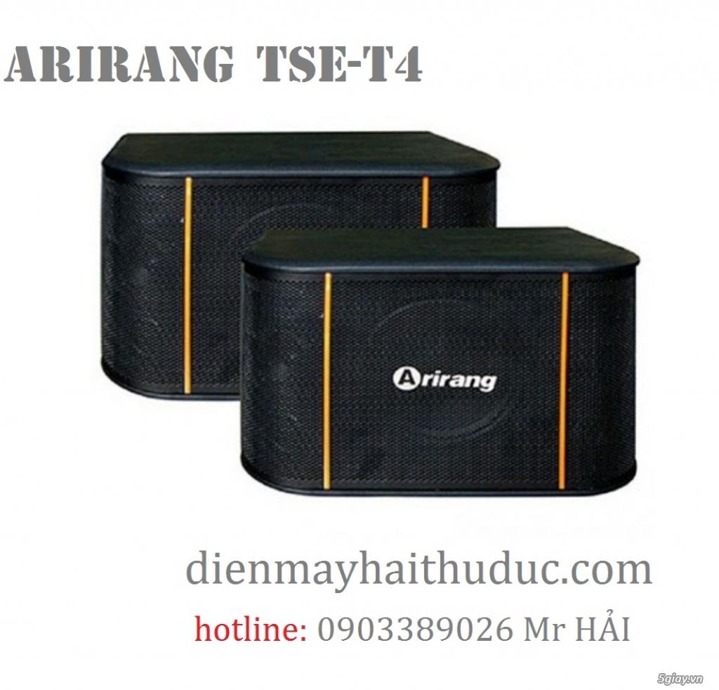 Loa Arirang TSE-T4 hàng tầm trung giá rẻ của hãng maseco - 1