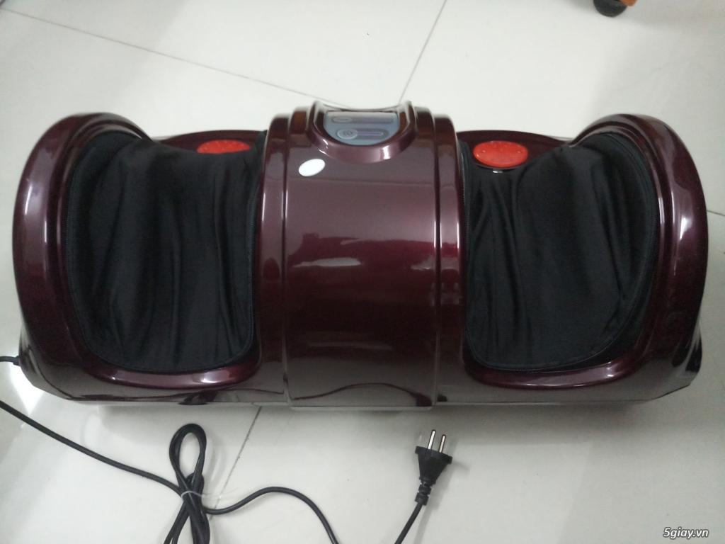 Ghế Massage Dévano Gintel Malaysia.Tặng kèm bóp chân Ushima - 16
