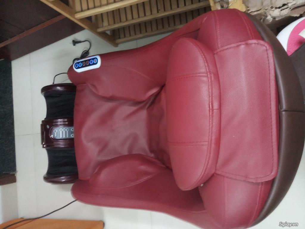 Ghế Massage Dévano Gintel Malaysia.Tặng kèm bóp chân Ushima - 10
