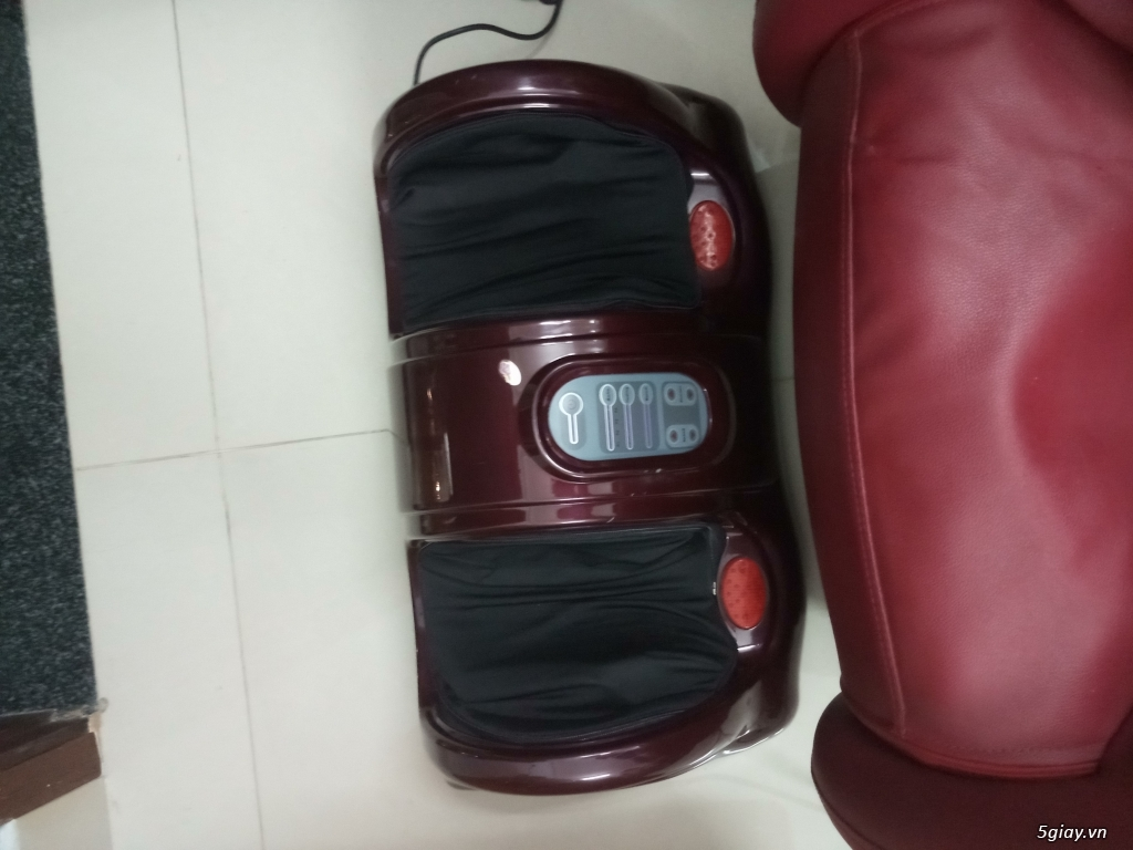 Ghế Massage Dévano Gintel Malaysia.Tặng kèm bóp chân Ushima - 12