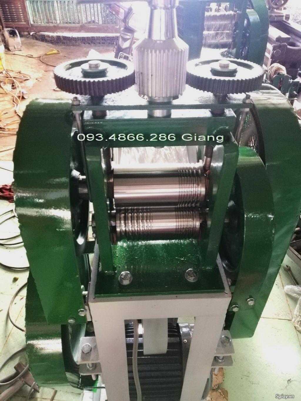HCM-  Nhận gia công các loại máy Cán Vàng - cán chữ trên Nhẫn VÀNG 24K - 32