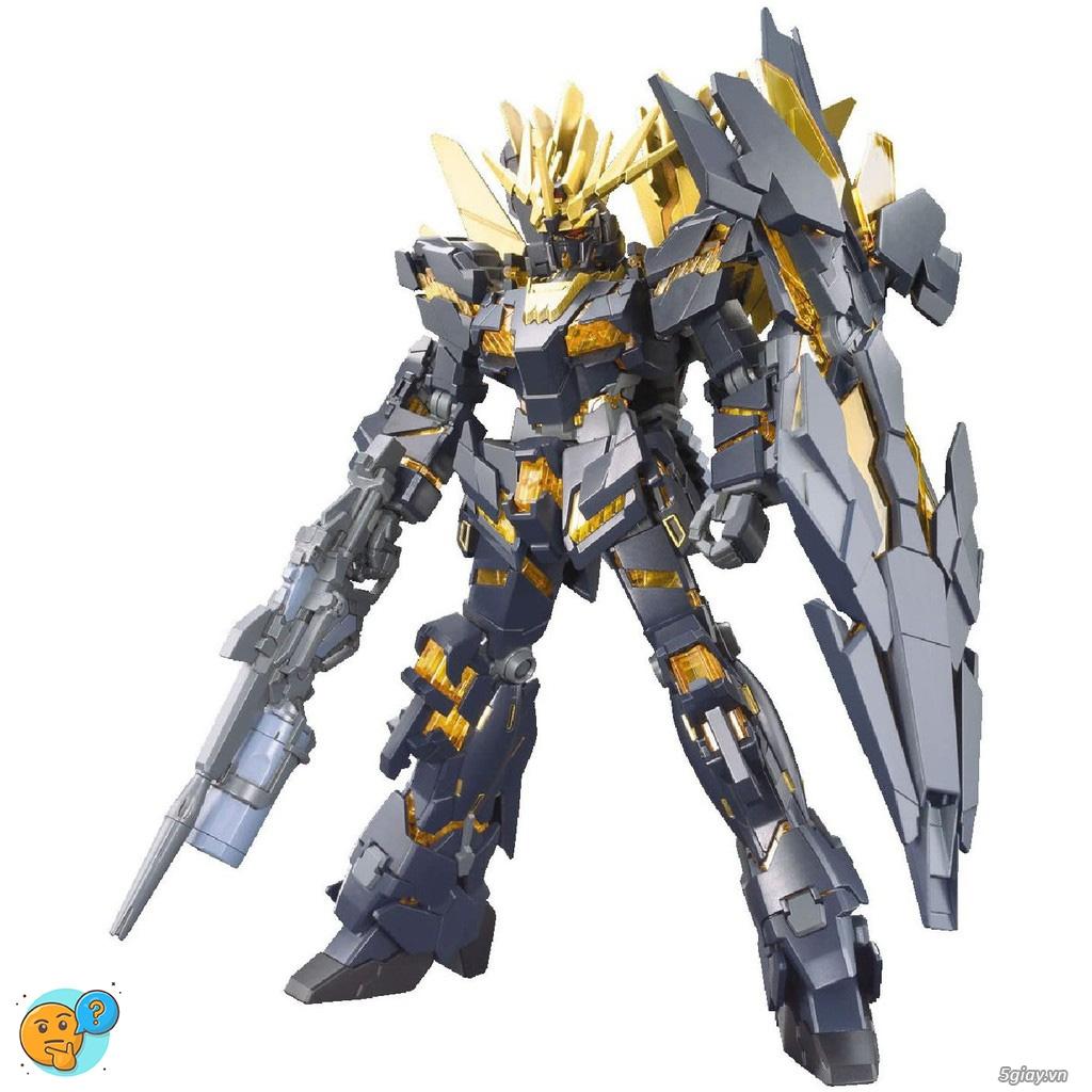 Các loại mô hình lắp ráp Gundam - 6