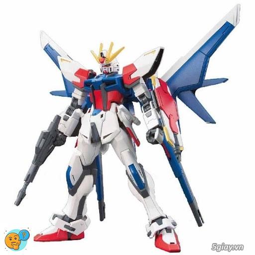 Các loại mô hình lắp ráp Gundam - 5