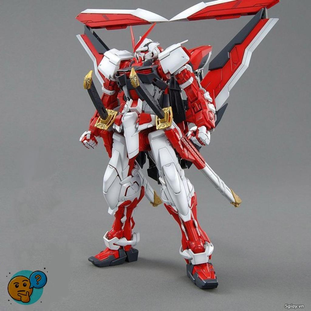 Các loại mô hình lắp ráp Gundam - 1