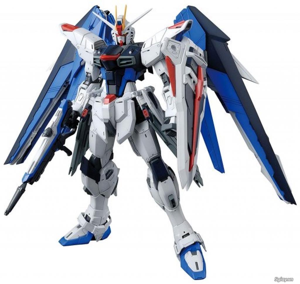 Các loại mô hình lắp ráp Gundam