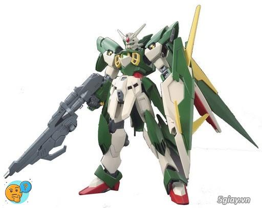 Các loại mô hình lắp ráp Gundam - 2