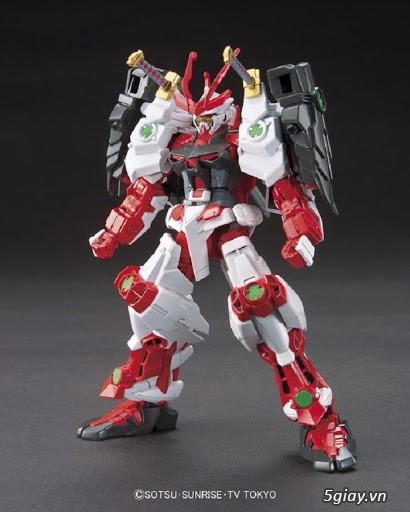 Các loại mô hình lắp ráp Gundam - 9