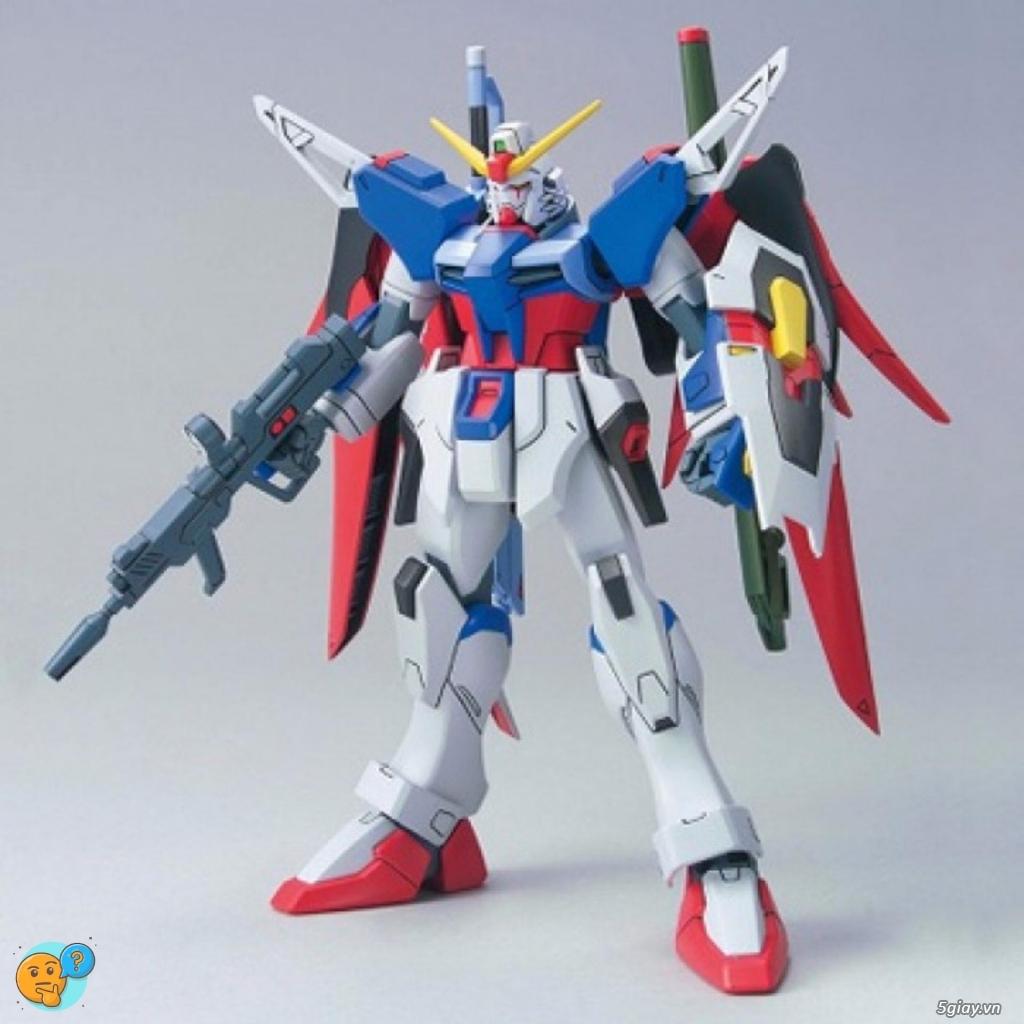 Các loại mô hình lắp ráp Gundam - 4