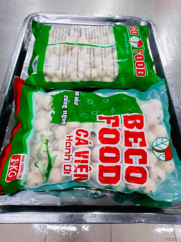 Cung cấp thực phẩm xiên que đông lạnh, thức ăn đông lạnh: gà, bò, cá, mực các loại... - 7