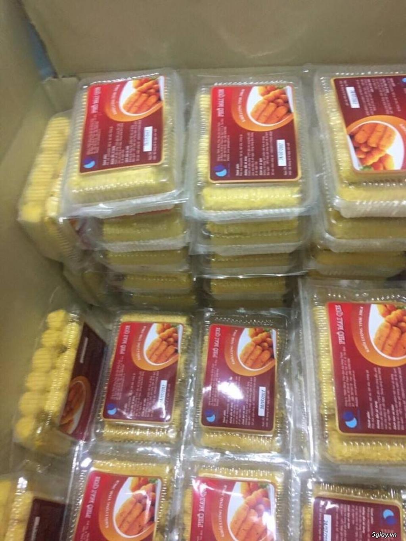 Cung cấp thực phẩm xiên que đông lạnh, thức ăn đông lạnh: gà, bò, cá, mực các loại... - 20