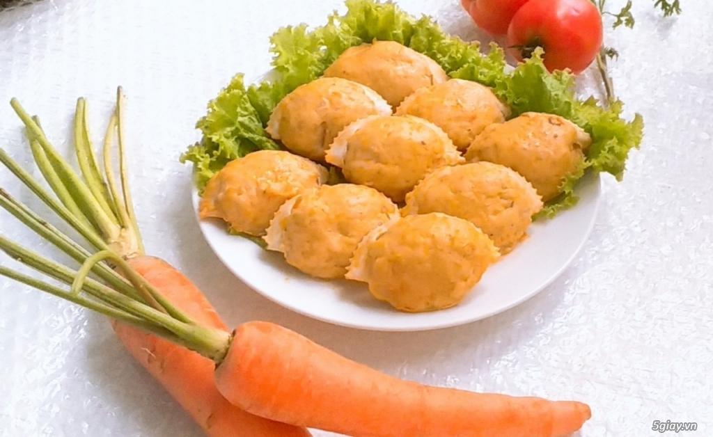 Cung cấp thực phẩm xiên que đông lạnh, thức ăn đông lạnh: gà, bò, cá, mực các loại... - 11