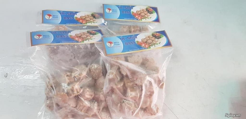 Cung cấp thực phẩm xiên que đông lạnh, thức ăn đông lạnh: gà, bò, cá, mực các loại... - 19
