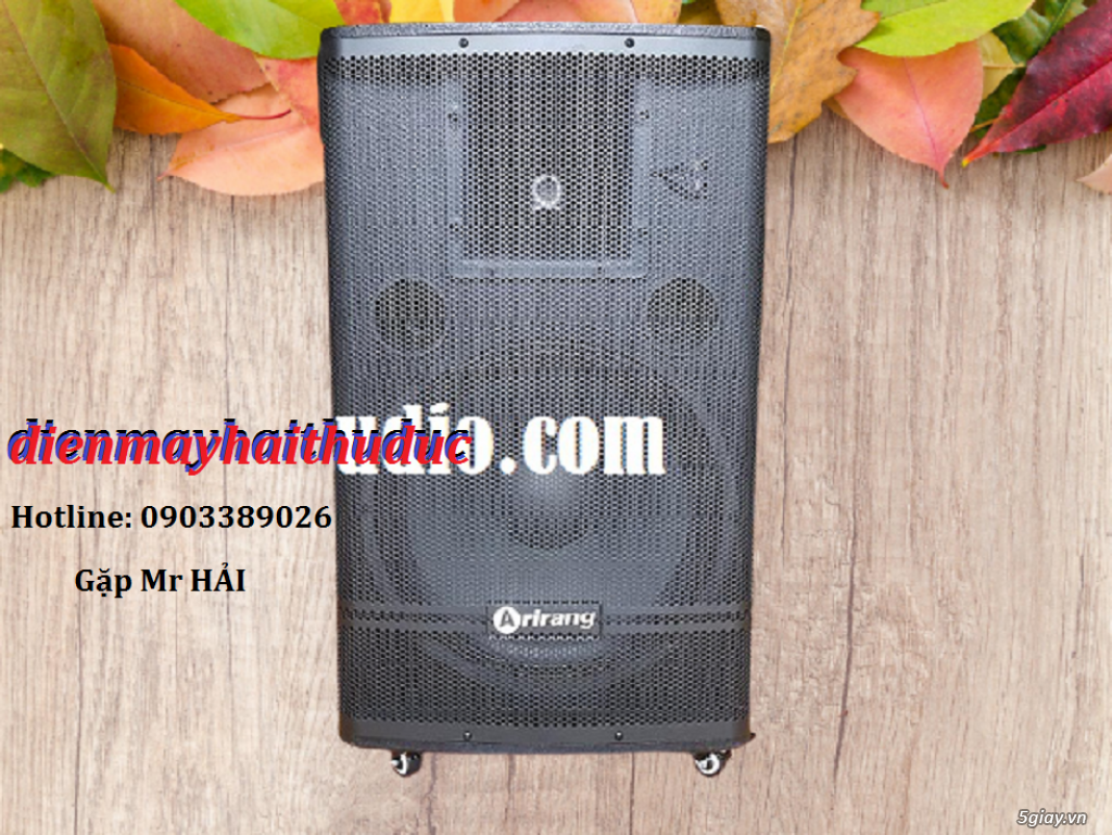 Loa kéo Arirang MIK-36 tích hợp 12.200 bài Karaoke bản quyền - 1