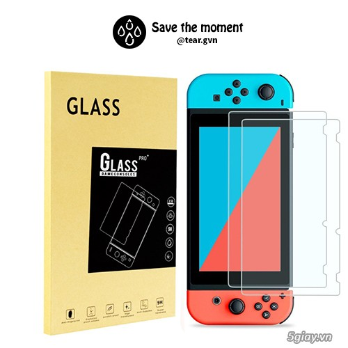 Tear Game Accessories   Phụ kiện Playstation & Nintendo - 10