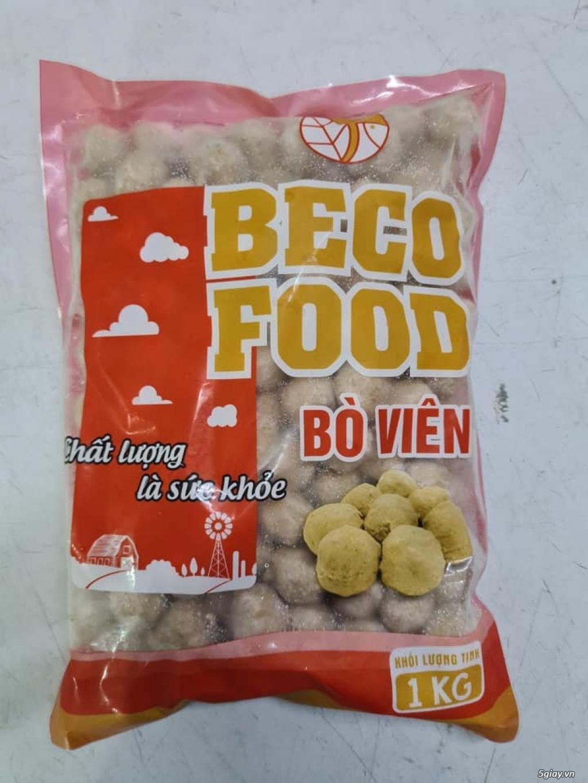 Công Ty Thực Phẩm Beco sản xuất và phân phối: - 12