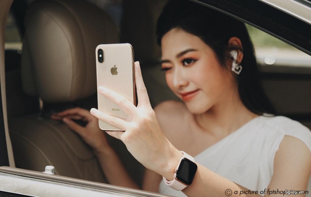 Đồng hồ Apple watch SE new seal mầu hồng tặng chị em phụ nữ