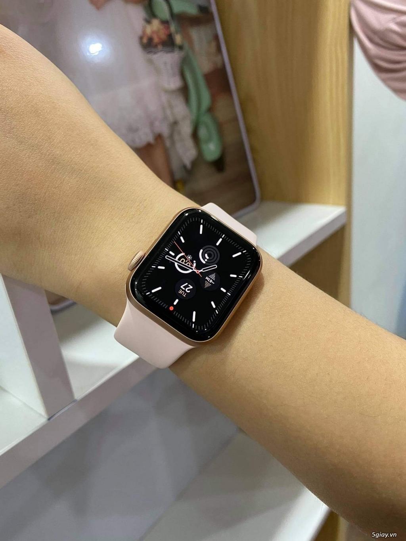 Đồng hồ Apple watch SE new seal mầu hồng tặng chị em phụ nữ - 1