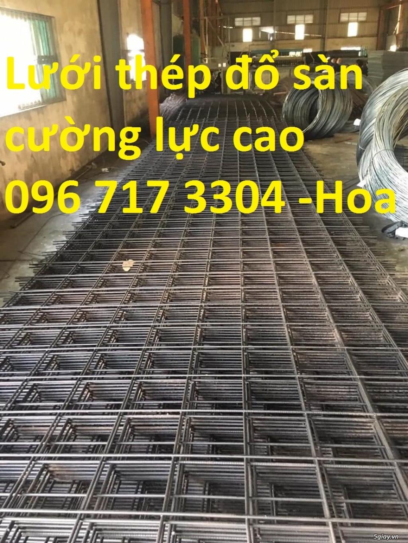 Báo giá lưới thép hàn D4 chịu cường độ cao - 096 717 3304 - 6