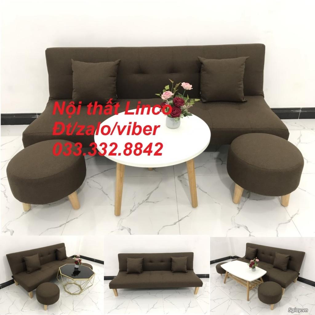 Một số mẫu sofa bed, sofa giường giá rẻ Nội thất Linco HCM - mua ngay - 6