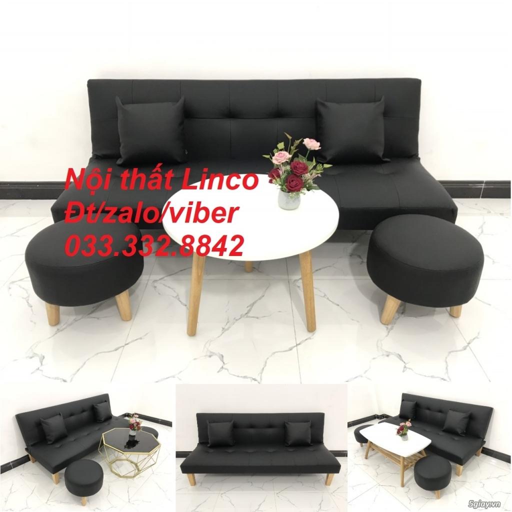 Một số mẫu sofa bed, sofa giường giá rẻ Nội thất Linco HCM - mua ngay - 2