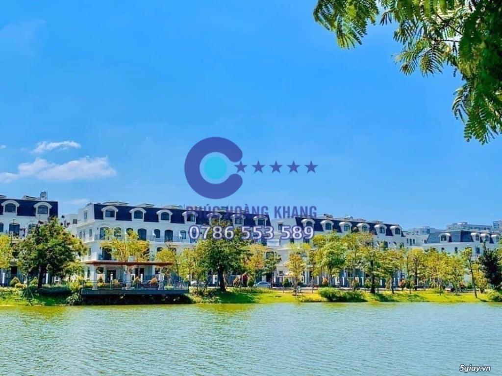Bán, Cho Thuê Biệt Thự - Nhà Phố - Shophouse Lakeview City Quận 2