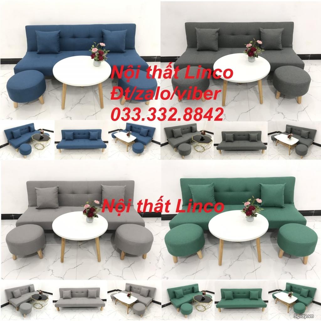 Một số mẫu sofa bed, sofa giường giá rẻ Nội thất Linco HCM - mua ngay