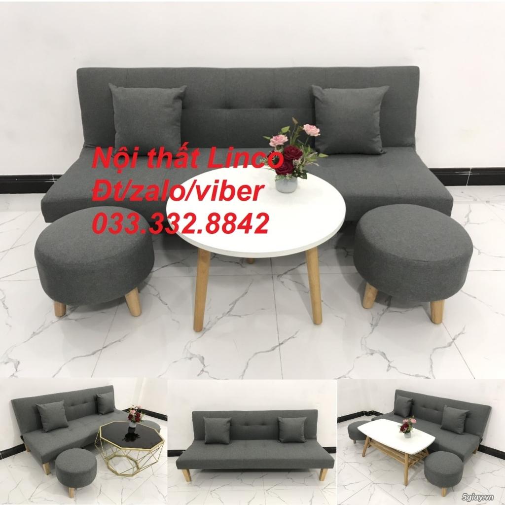 Một số mẫu sofa bed, sofa giường giá rẻ Nội thất Linco HCM - mua ngay - 4