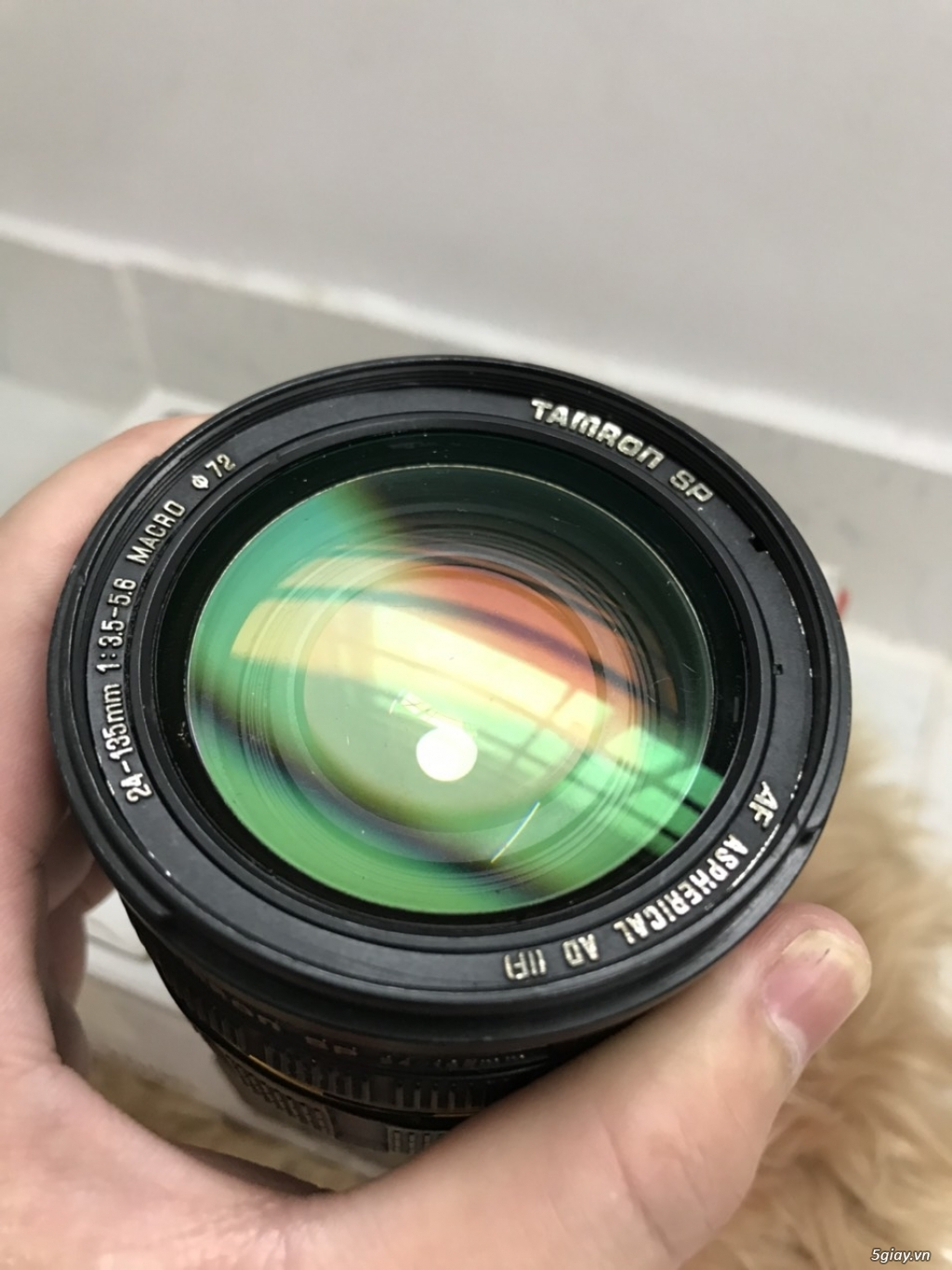 Cần bán Canon 700D + Lens kit 18-55 STM + Lens Tamron 24-135, full box - 1