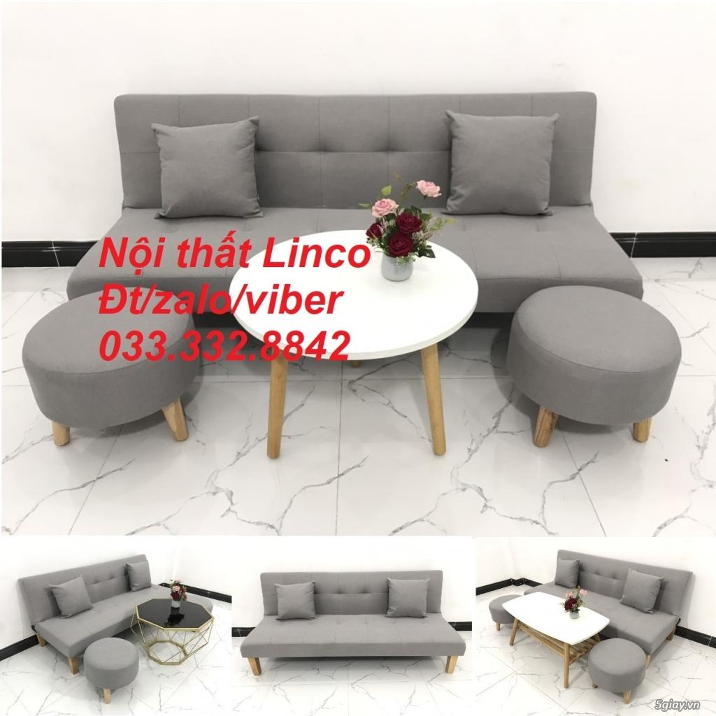 Một số mẫu sofa bed, sofa giường giá rẻ Nội thất Linco HCM - mua ngay - 3