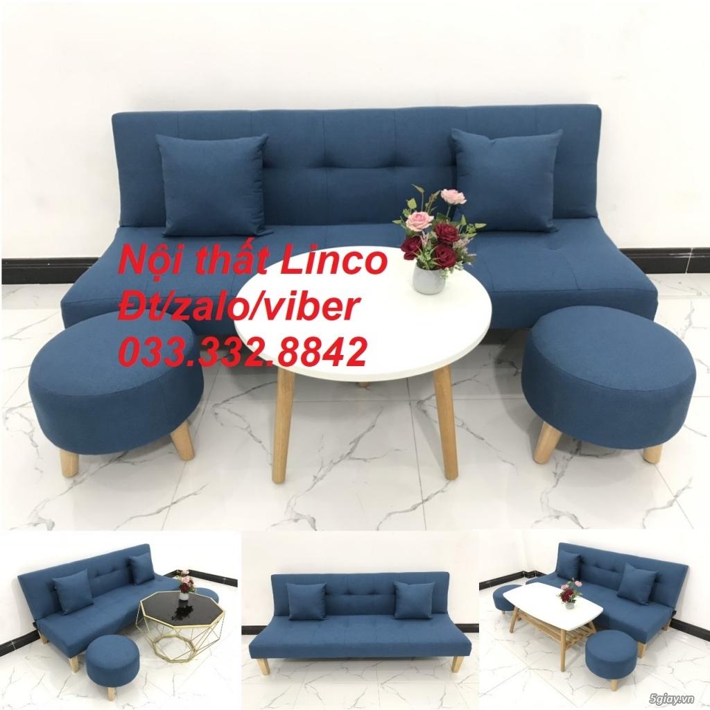 Một số mẫu sofa bed, sofa giường giá rẻ Nội thất Linco HCM - mua ngay - 5