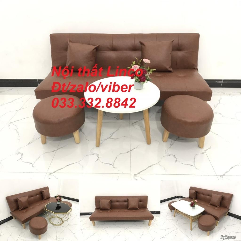 Một số mẫu sofa bed, sofa giường giá rẻ Nội thất Linco HCM - mua ngay - 7