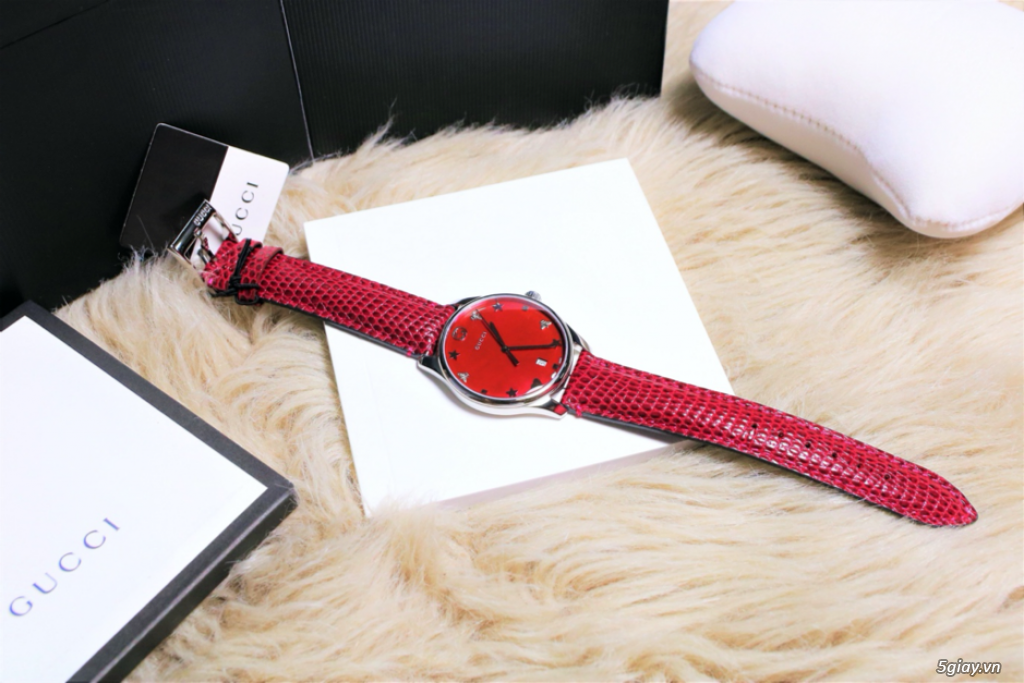 guuuu G-TIMELESS RED 36MM