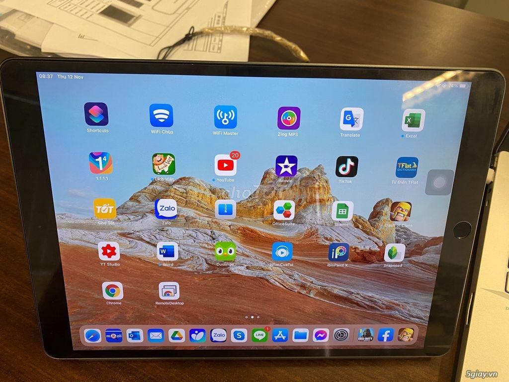 Cần bán Ipad air 3 wifi 2019 xám - 3