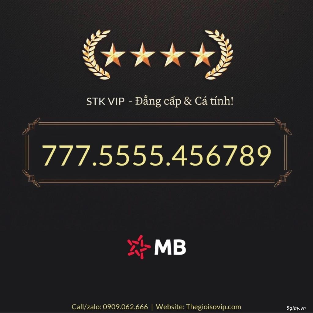 Tài khoản ngân hàng số đẹp vip mbbank ngân hàng quân đội - 38