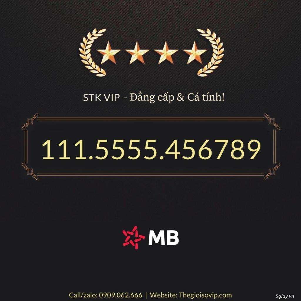 Tài khoản ngân hàng số đẹp vip mbbank ngân hàng quân đội - 28