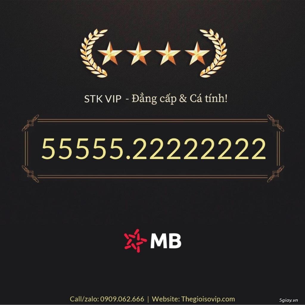 Tài khoản ngân hàng số đẹp vip mbbank ngân hàng quân đội - 45