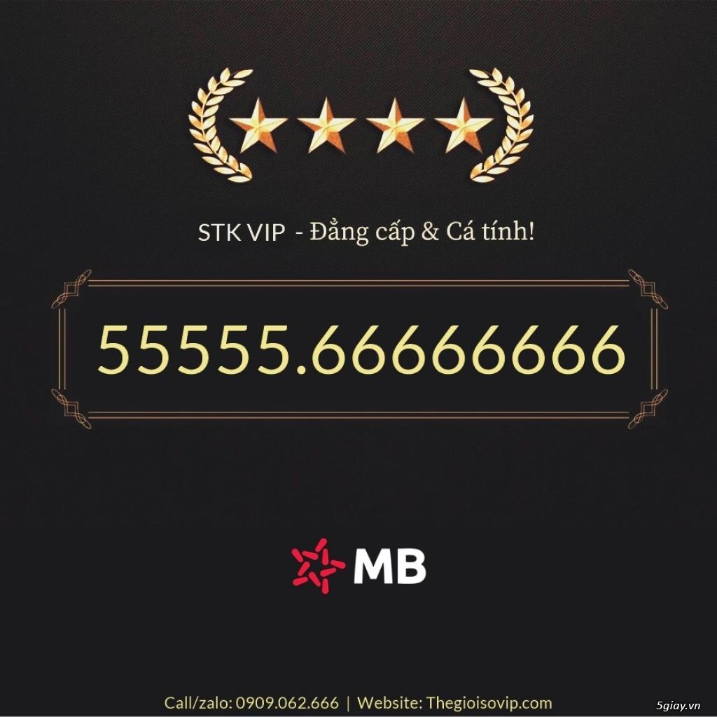 Tài khoản ngân hàng số đẹp vip mbbank ngân hàng quân đội - 47