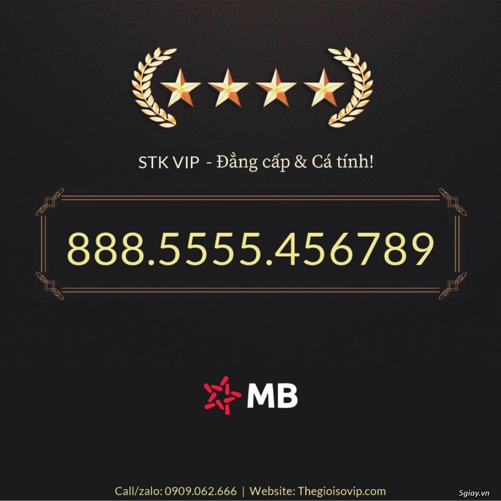 Tài khoản ngân hàng số đẹp vip mbbank ngân hàng quân đội - 39