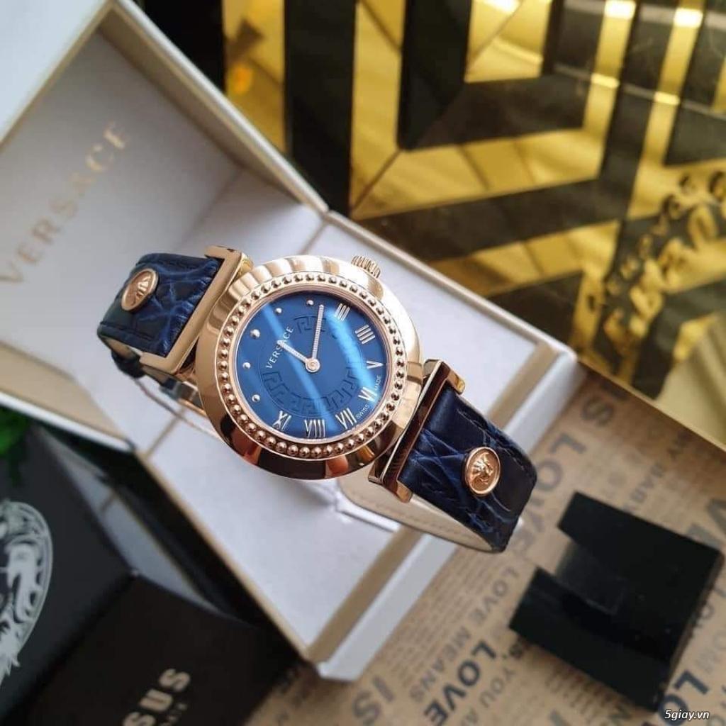 Versace Vanity Blue Navy 35MM