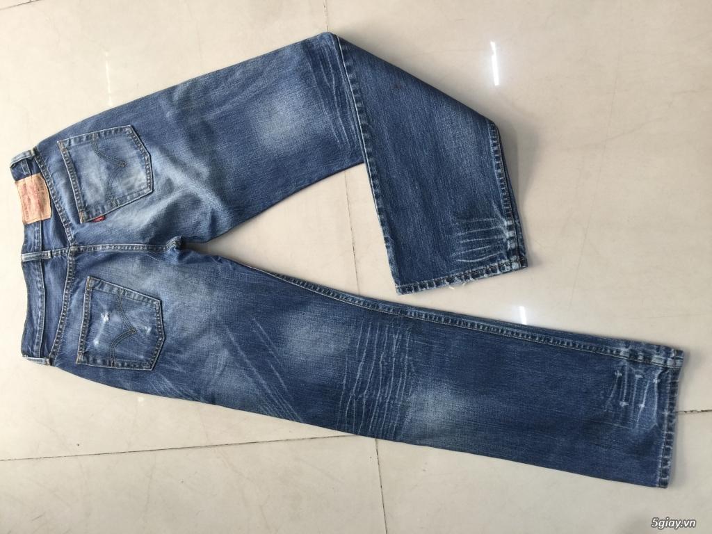 quần jean nam , size 29, l 32 hàng 2 end đẹp - 1