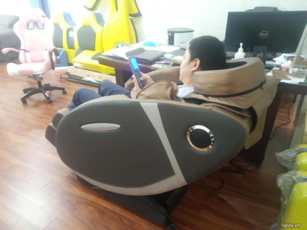 Ghế Massage Toàn Thân Công Nghệ 4.0, Giảm Đau Nhức, Ngủ Ngon - 2
